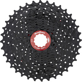SunRace CSRX1 Cassette 11-speed, black